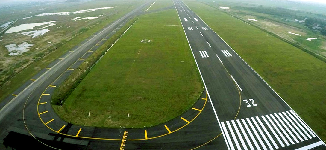 Kertajati Airport Runway Extention