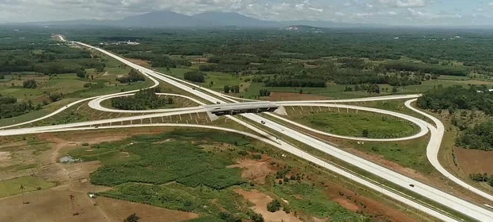 Medan-Binjai Toll Road